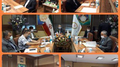 Photo of برگزاری نشست تخصصی با موضوع معرفی سامانه سککوک